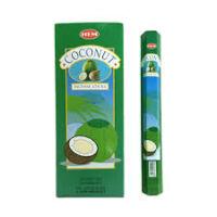 Kókusz füstölő - HEM 6-szög