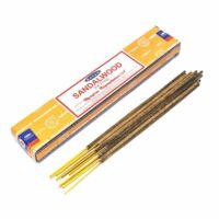 Sacred Sandalwood/szantálfa-Satya füstölő új
