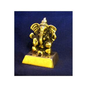 Ganesha kis füstölőtartó