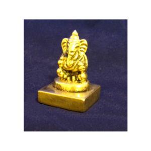 Ganesha szobor, pecsét
