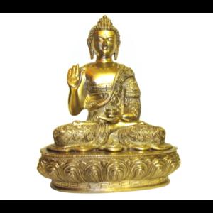 """""""Arany"""" áldó Buddha"""