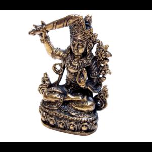 Manjushi szobor a bölcsességért