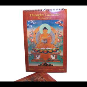 Naptár Buddhák 2020