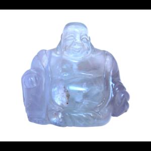 Nevető Buddha fluorit