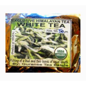 Fehér tea-extra