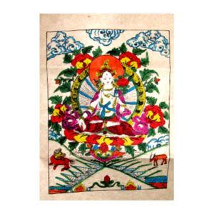 Fehér Tara poszter