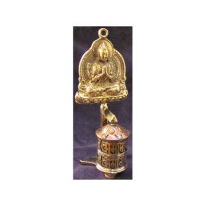 Imamalom réz fali Buddha