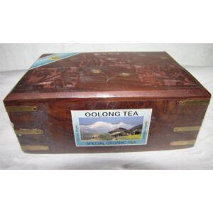 Oolong tea díszdobozban