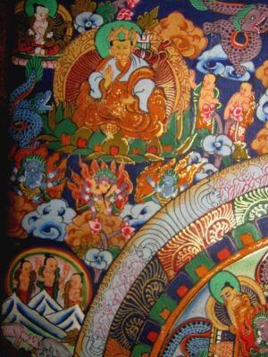 Mandala thanka Buddha élete_product