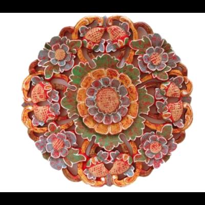 mandala dekoráció