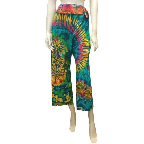 Batikolt nyári nadrág