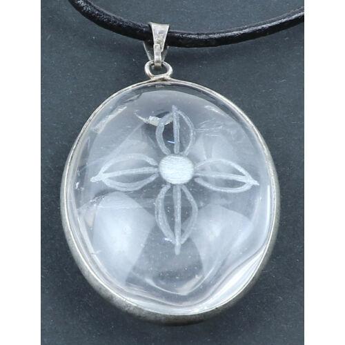 Dordzse amulett medál