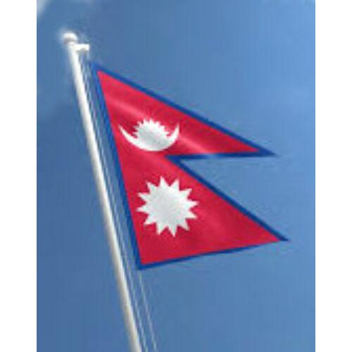 Nepáli zászló
