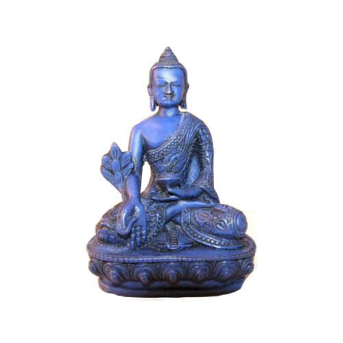 Gyógyító Buddha festett 12