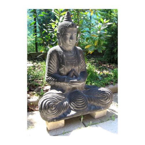 Buddha szobor kültérbe  80 cm