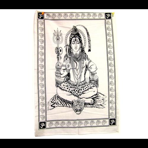 Textilkép Shiva