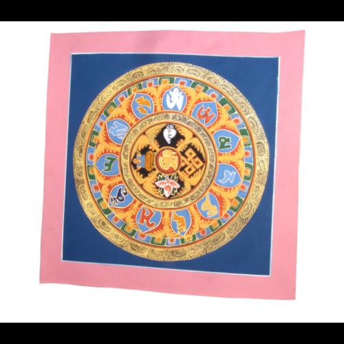 Tibeti mandala B