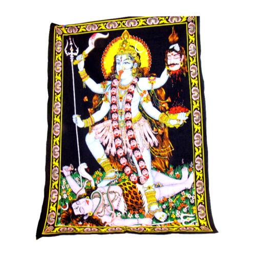Káli istennő az átalakulásért falitextil