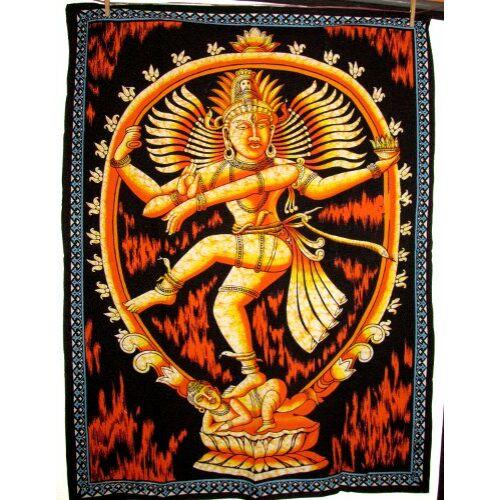 Śiva-Nātārāja falitextil
