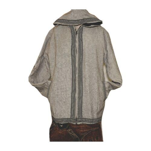 Kabát szegéllyel