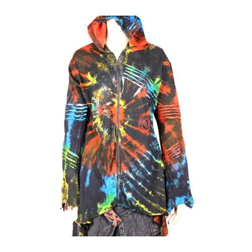 Batikolt kabátka