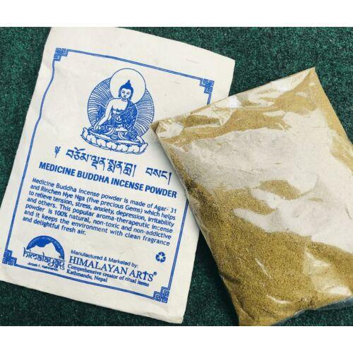Gyógyító Buddha füstölő por