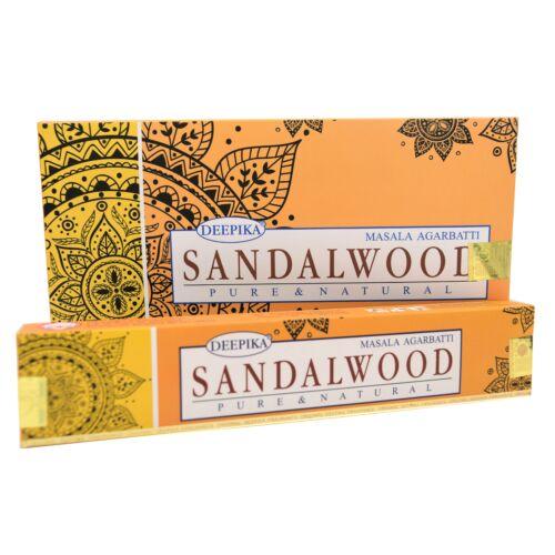 Sandalwood füstölő - Deepika
