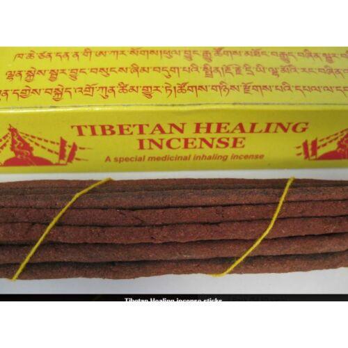 Tibetan healing gyógynövényes füstölő