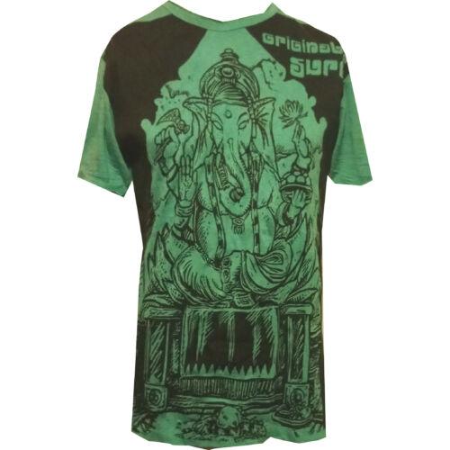 SURE Ganesha zöld M