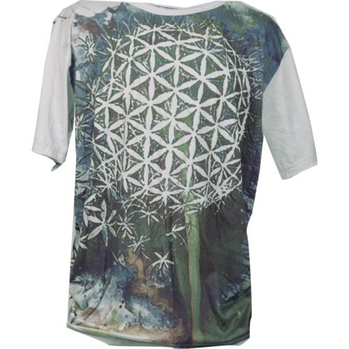 Életvirága póló XL