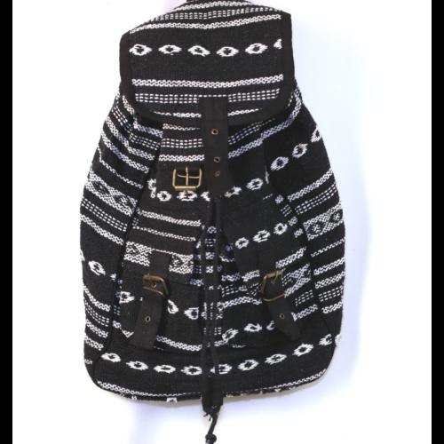 Szőttes hátizsák 3