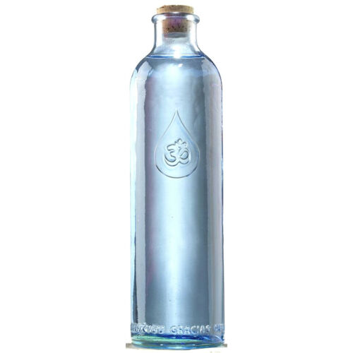 OM üveg palack