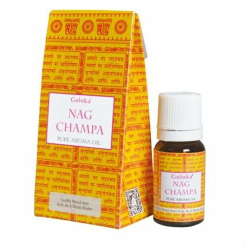 Nag Champa aroma olaj-Goloka