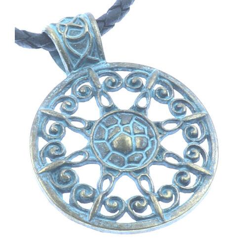 Mandala Nap medál