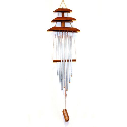 Szélcsengő nád pagoda