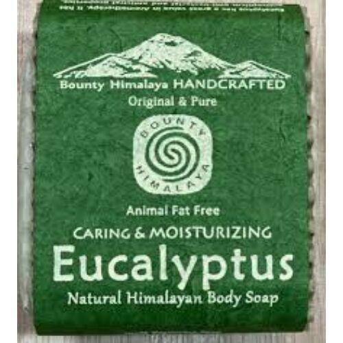 Eucalyptus Himalayan szappan