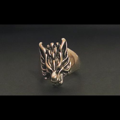 Forma gyűrű sárkány