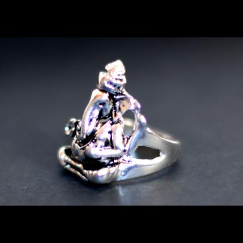Forma gyűrű Ganesha