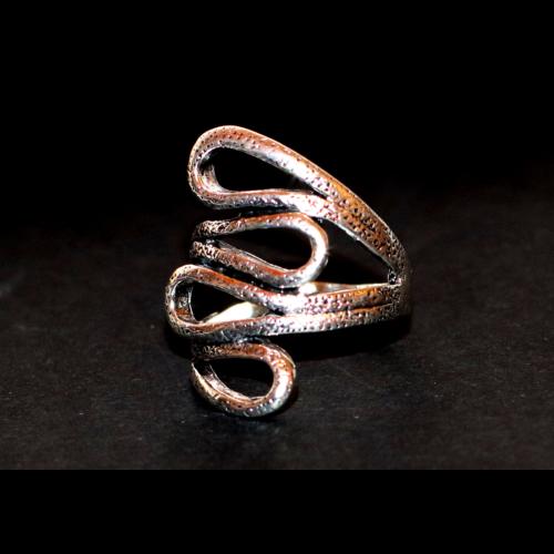 Forma gyűrű kígyó