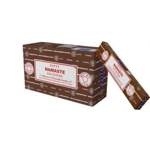 Namaste füstölő - SATYA