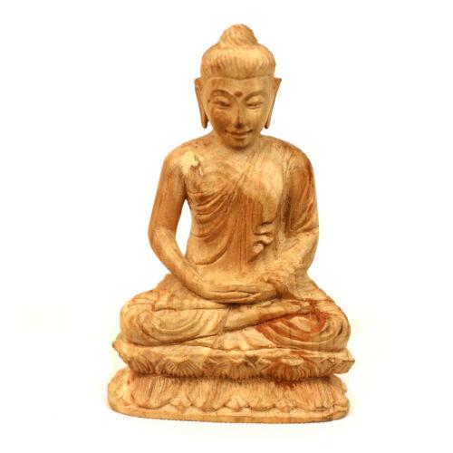 Szantál Buddha szobor 3
