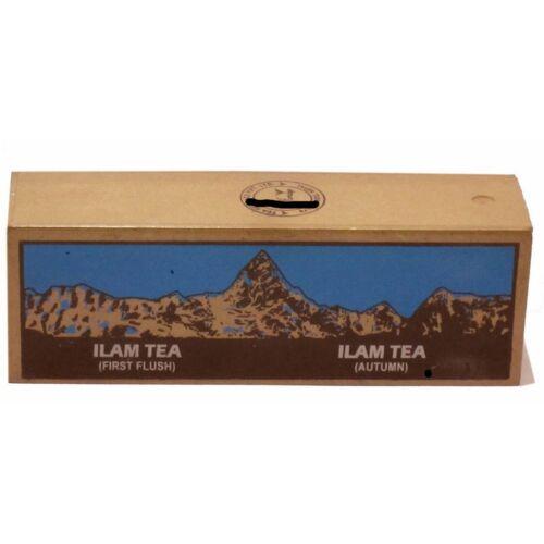 Ilam  AF és FF Tea  fadobozban 80 gr.
