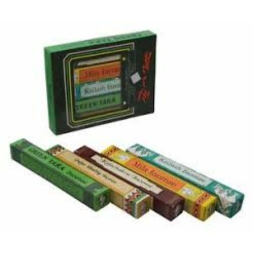 Siddhartha Tibetan Incense Gift Pack_product