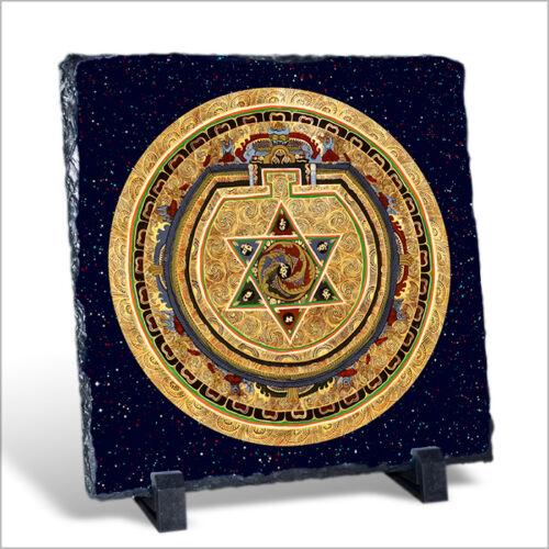 Tibeti mandala  2