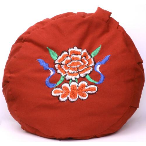 Meditációs párna - Lótusz narancssárga