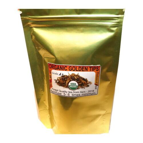 Organic (BIO) Golden Tips