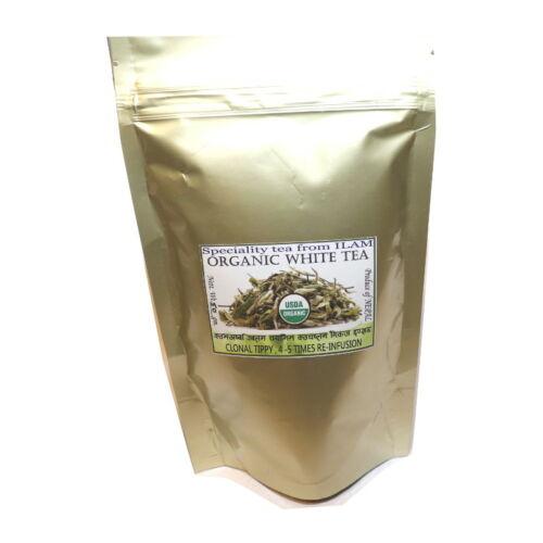 Silver Tips/organikus fehér tea