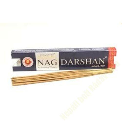 Golden Nag Darshan füstölő