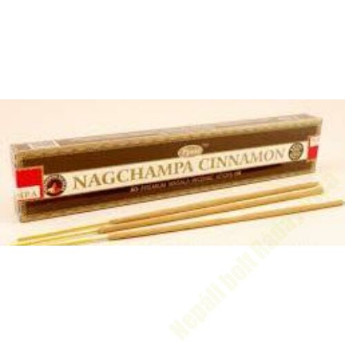 Nag champa Cinnamon füstölő