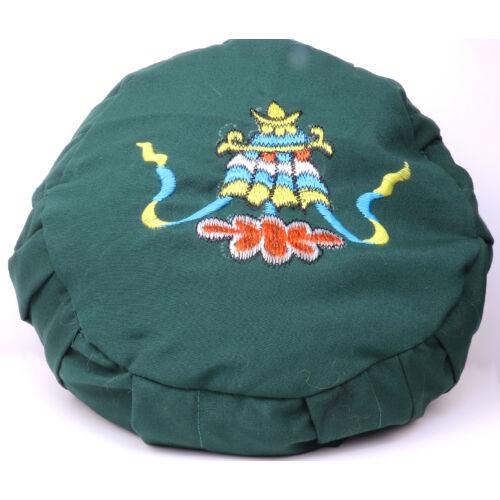 Meditációs párna - Zászló bordó
